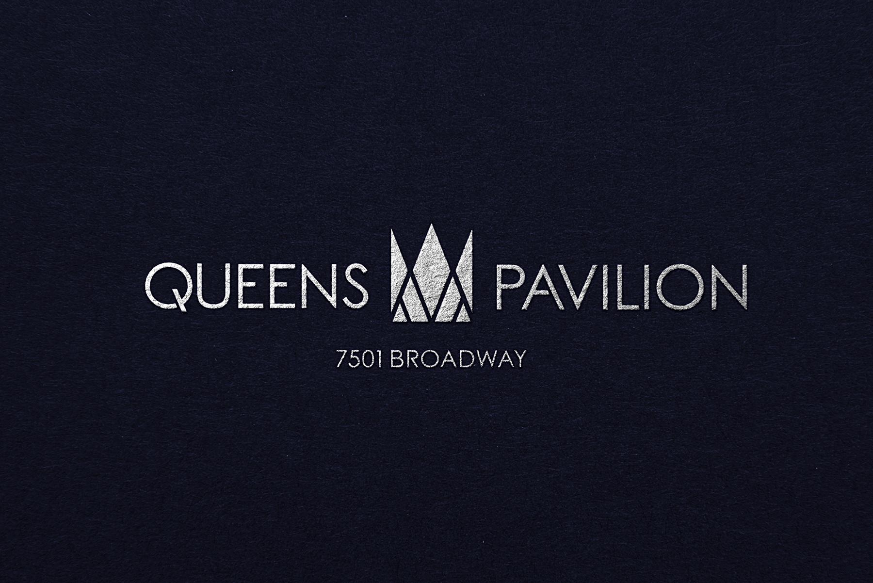 Queens P Logo