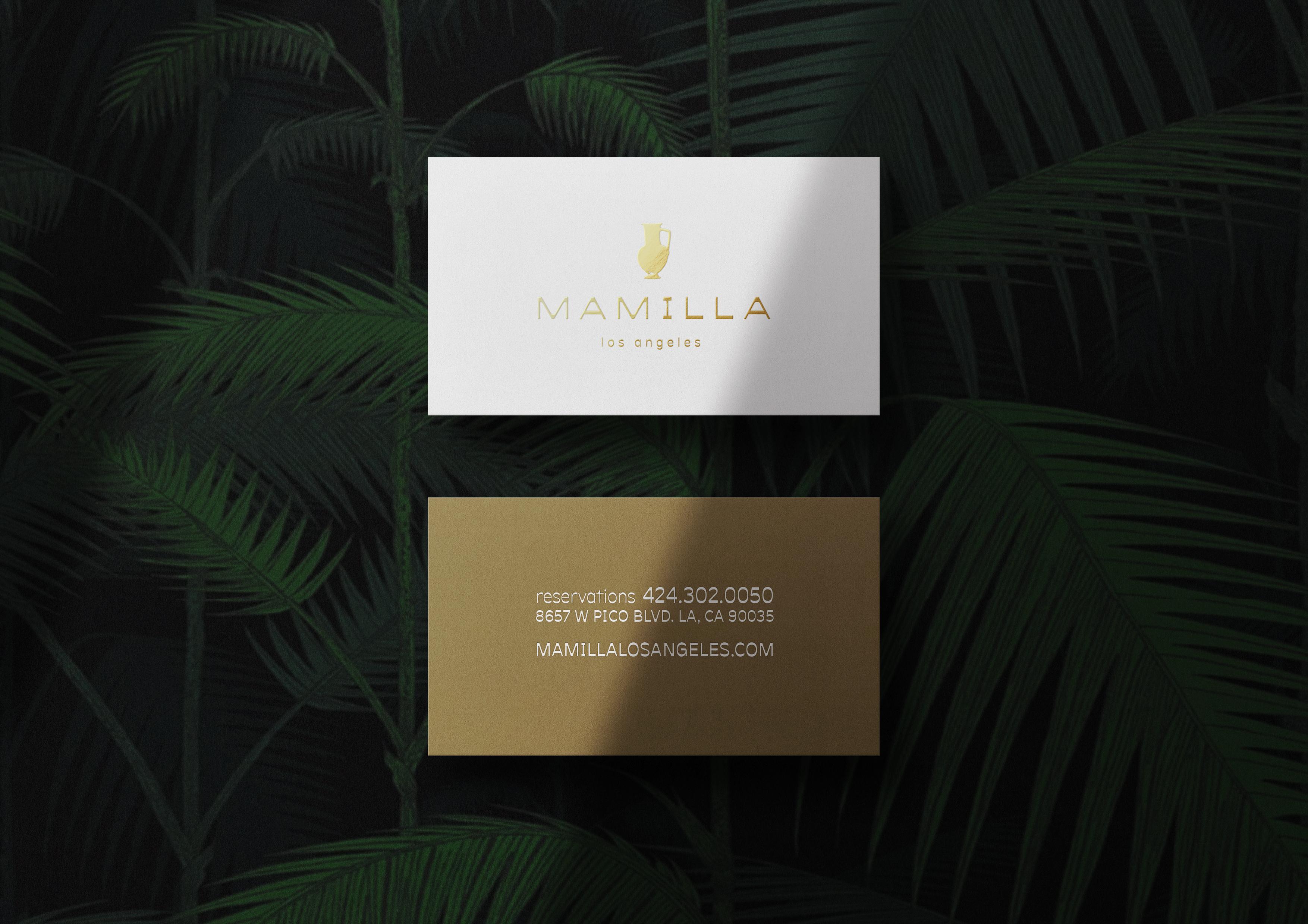 Mamilla