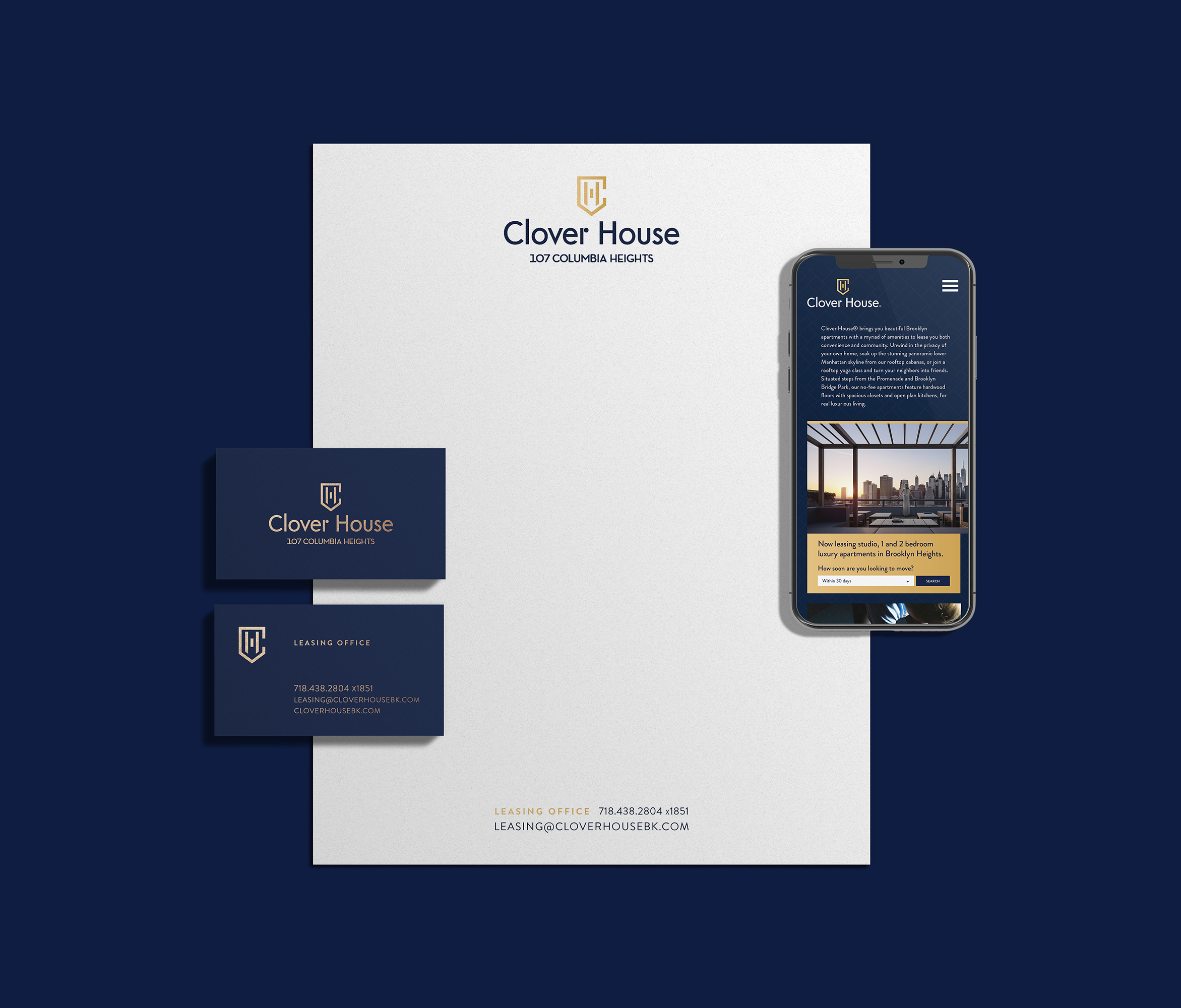 Clover House Collateral